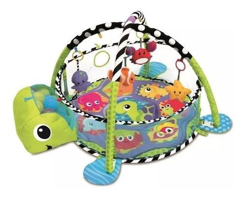 Gimnasio alfombra bebe juguetes arco love 4025