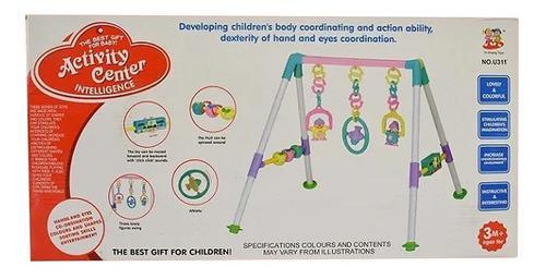 Gimnasio y centro de actividad para bebe full