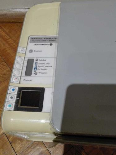 Impresora hp photosmart c4280 all in one express cartu p/rec