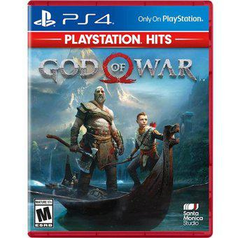 Juego ps4 god of war - playstation 4 hits - físico