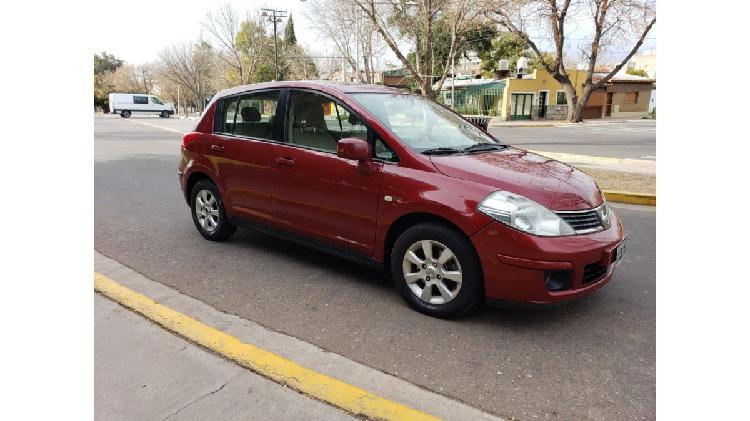 Nissan tiida tekna 2009 impecable permuto y financio