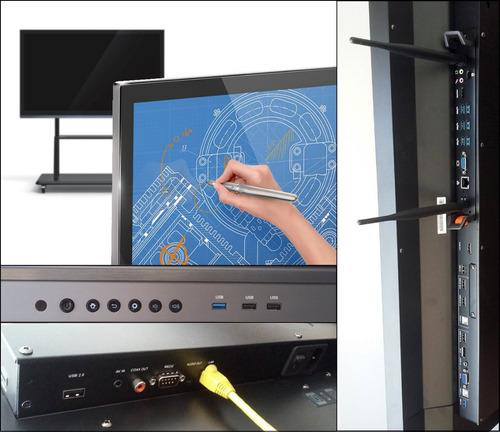 Pantalla táctil interactiva de 65¨con intel ci5 en 18