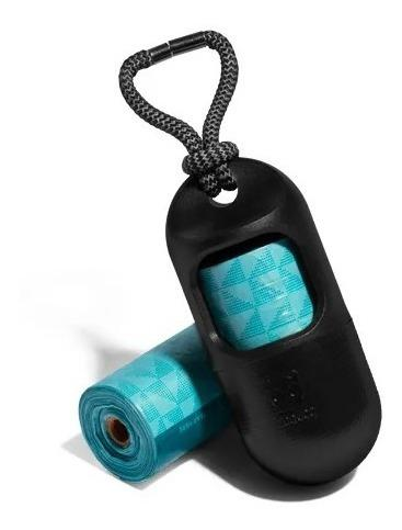 Poop bag dispenser de bolsitas zee dog + 1 rollo
