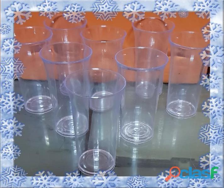 Vasos DESCARTABLES a la venta, gran variedad de modelos.