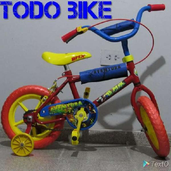 Bicicletas para el dia del niño