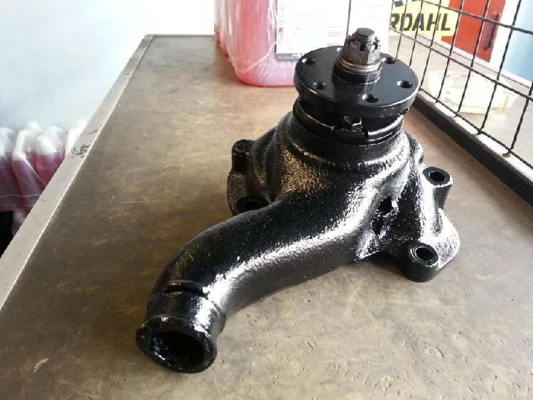 Bomba de agua mercedez benz om 312- 911 - 3500 - reparacion