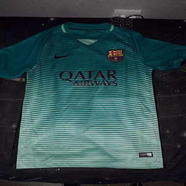 Camiseta barcelona nike original suplente