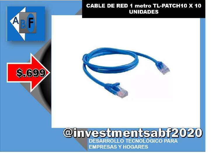 Cables tv, audio, video, pc impresoras