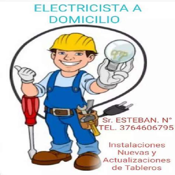 Electricidad domiciliaria ejm