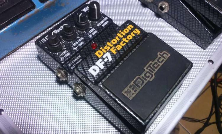 Pedal digitech df-7 distorsion factory