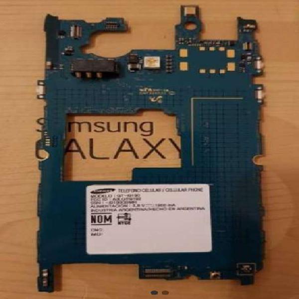 Placa samsung s4 mini libre, no funciona