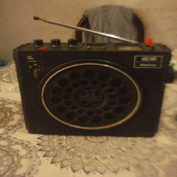 Radio national gx 300 no prende no envio