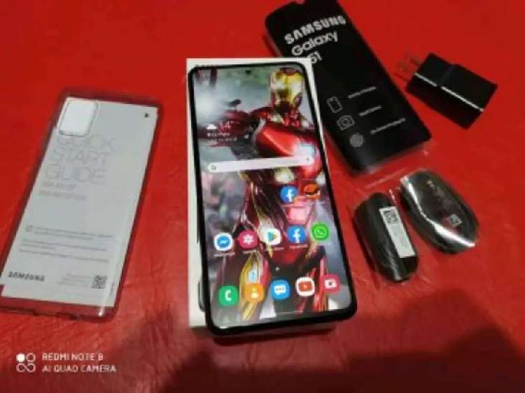 Samsung a51 liberado nuevo