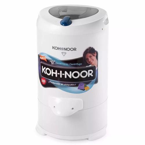 Secarropas kohinoor b655 5.5 kg blanco chapa