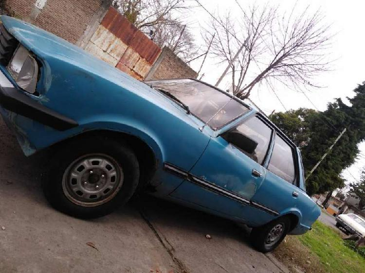 Vendo ford taunus gnc titular.