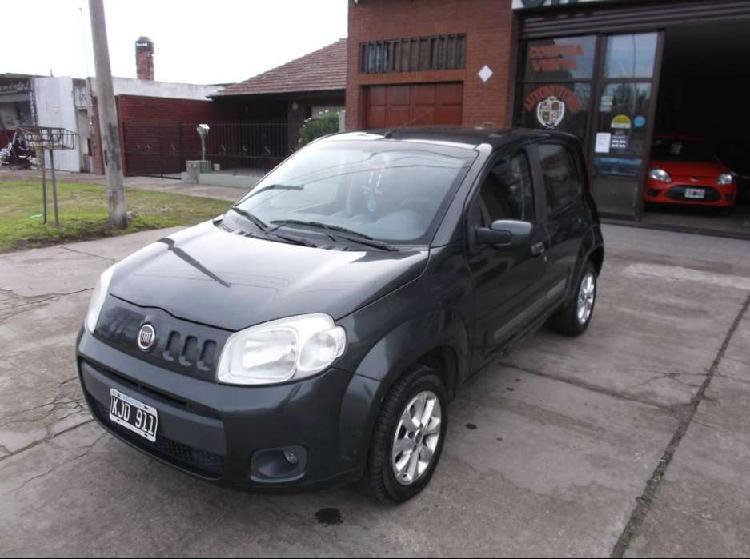 Vendo Fiat Uno Way 2011 Nafta 1 4 8v  5ptas  130mil Km