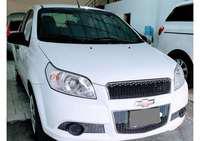 Chevrolet aveo g3 1.6 ls 2014 financiado 100 sin entreg