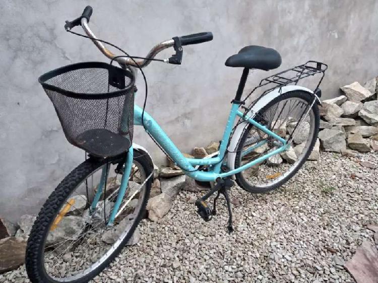 Bici casi sin uso