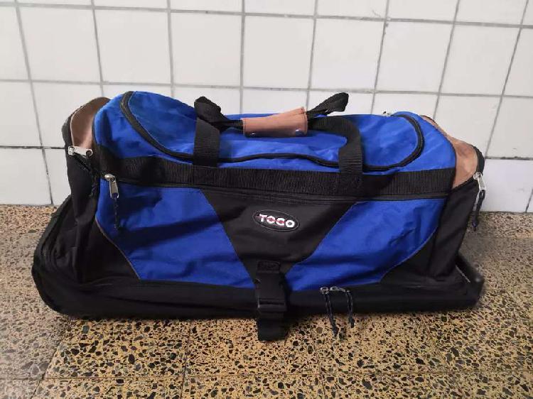 Bolso con ruedas carro viaje
