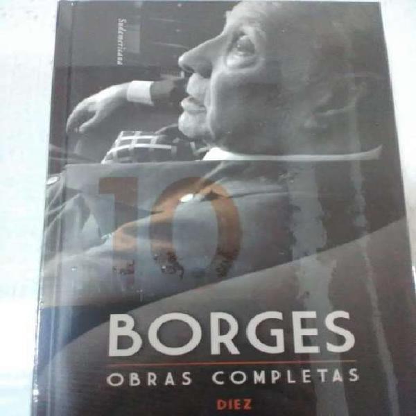 Borges obras completas sudamericana 10