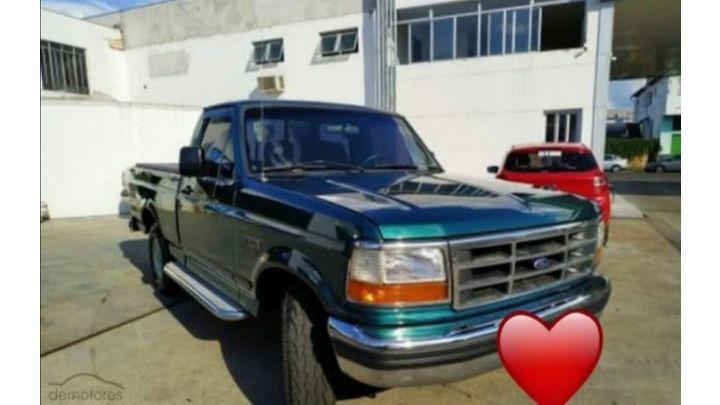 Ford f100 xlt mwm diésel 4x2