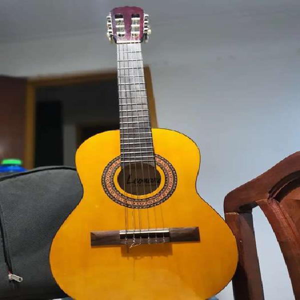 Guitarra leonard clásica criolla de niño modelo gc051
