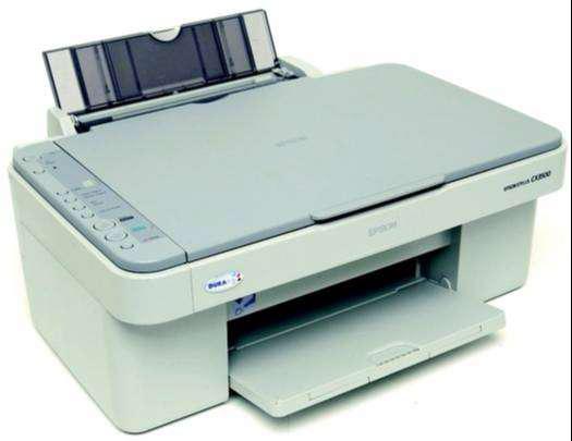 Impresora multifuncion epson cx3500 con sistema continuo