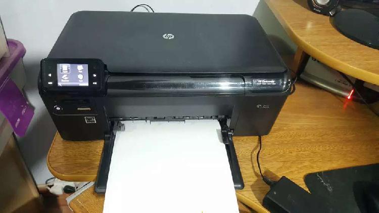 Impresora hp photosmart d110 series