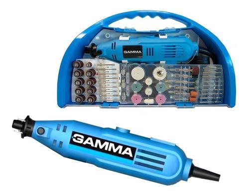 Minitorno gamma 130 w 119 accesorios mini torno g19501ac