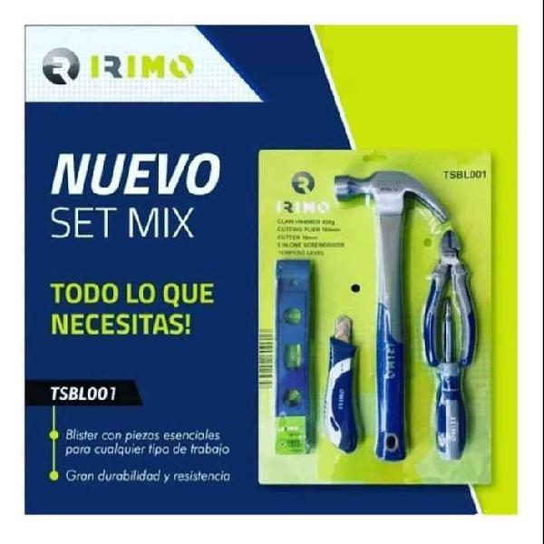 Set herramientas irimo by bahco
