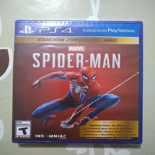 Spiderman goty nuevo - rainbow six