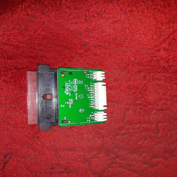 Botonera y sensor de control remoto para hitachi