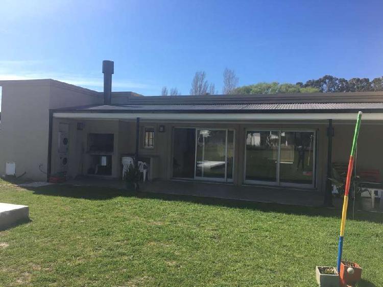 Casa en venta en barrio privado rumenco