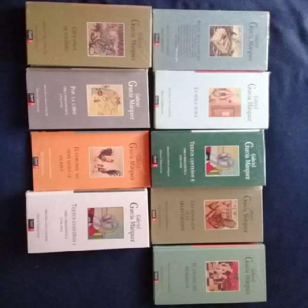 Coleccion de novelas de gabriel garcia marquez