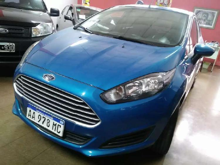 Ford fiesta kinetic design 2017 full 25000km 5ptas ídem o