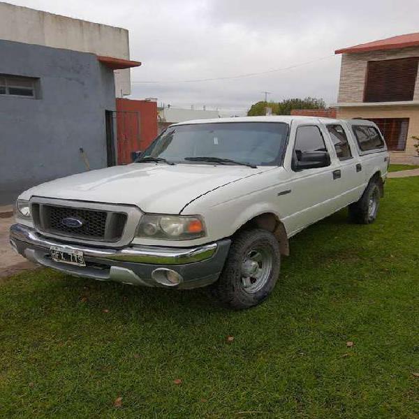 Ford ranger 4x4 3.0 mod 2008
