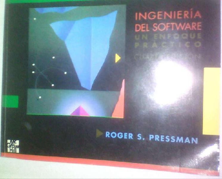 Ingeniería del software, un enfoque práctico, cuarta