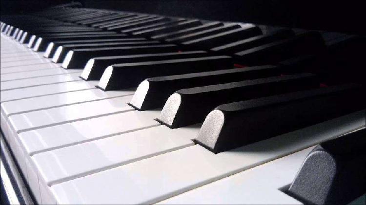 Piano - clases privadas