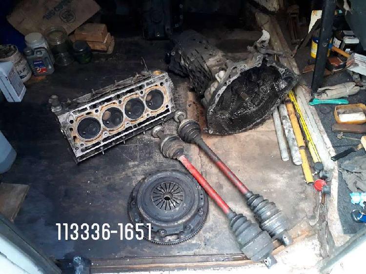 Repuestos renault fuego gtx 2 litros 2.0