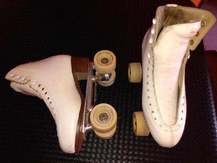 Vendo patin de escuela bota risport