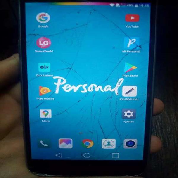 Vendo celular lg k10