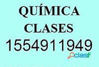 Quimica Profesor Particular Clases Apoyo Online Virtual Internet