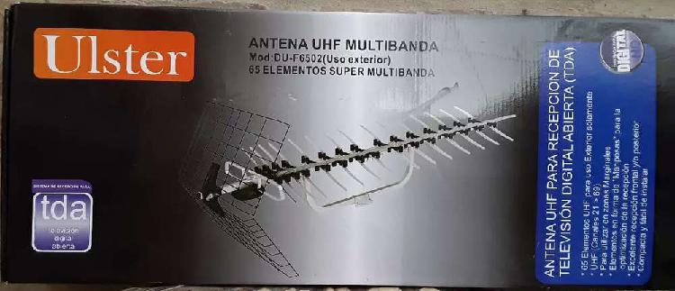 Antena digital para tv tda