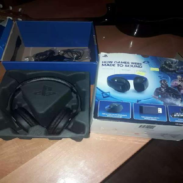 Auriculares gamer ps3/ps4.