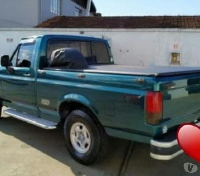 Ford f100 xlt motor mwm diésel 4x2 impecable