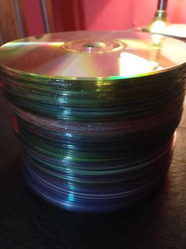 Lote de 81 cd para artesanías y decoración