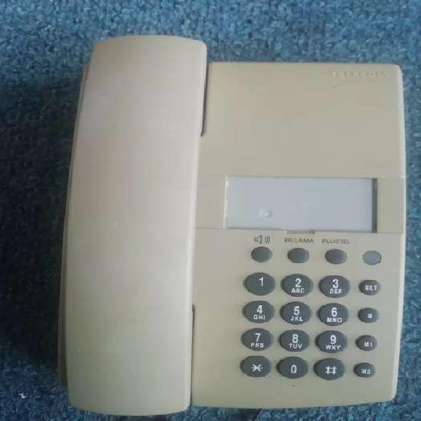 Telefono vintage. entel