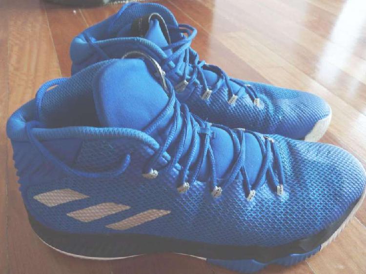Zapatillas adidas crazy hustle basketball basquet talle us11