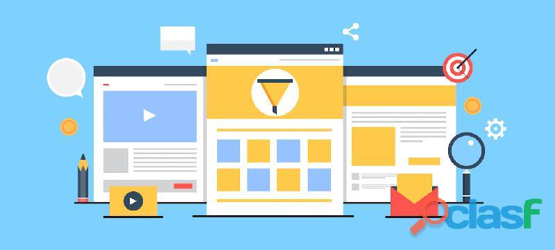 Landing page   sophi design diseño web