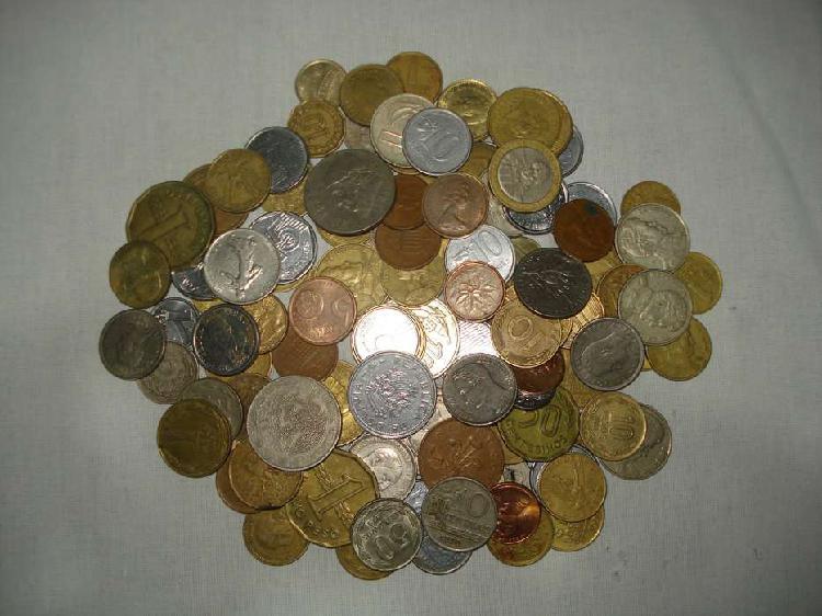 Monedas extranjeras x117u.
